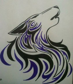 Mascot Design for Hicks Elementary