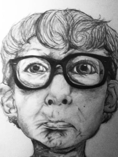 JORDAN MUZZY - little boy portrait