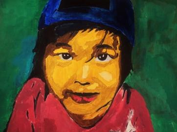 SOO BIN LEE - portrait